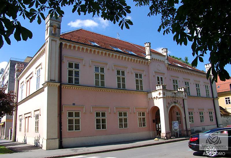 Bjelovar - National Library Petar Preradović