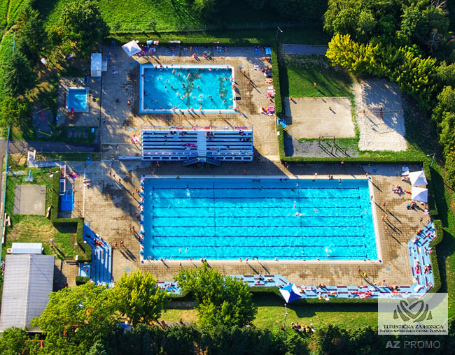 Bjelovar swimming pool