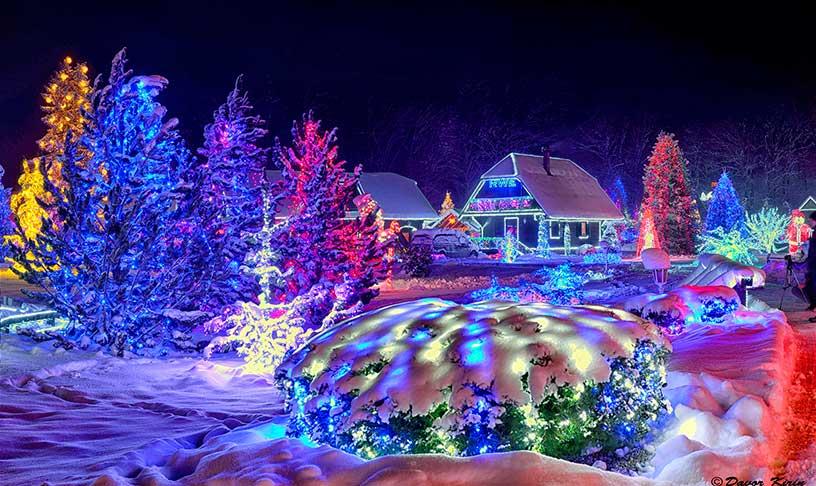 Christmas Fairy Tale of the Salaj family