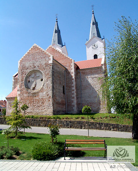 Church of St. Mary Magdalene Čazma