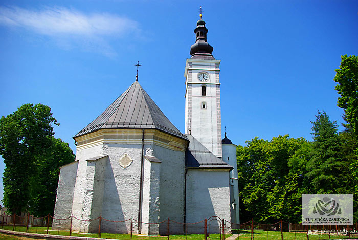 Church of the Assumption of the Blessed Virgin Mary Nova Rača