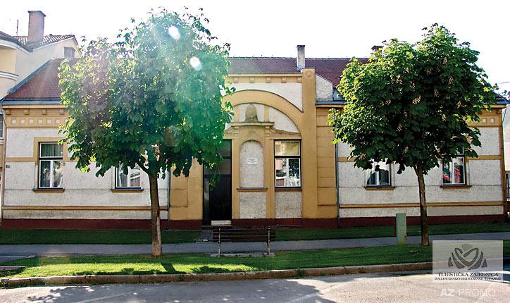 Croatian Library Đuro Sudeta - Garešnica