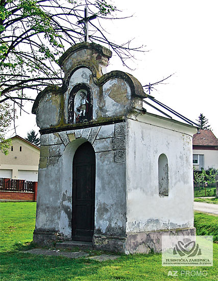 Chapel of St. Florian in Kapela