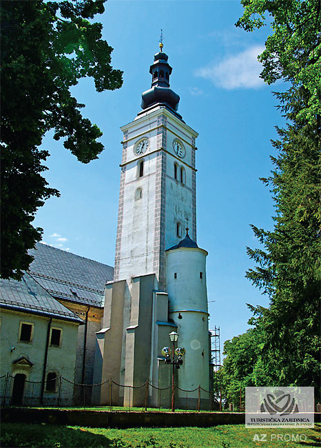 Church of the Assumption of the Blessed Virgin Mary, Nova Rača