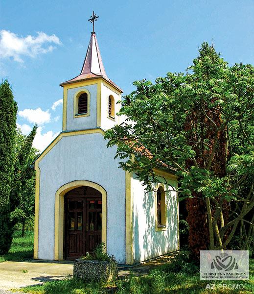 Rovišće - chapel in Kraljevac