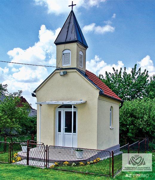 Rovišće - chapel in Tuk