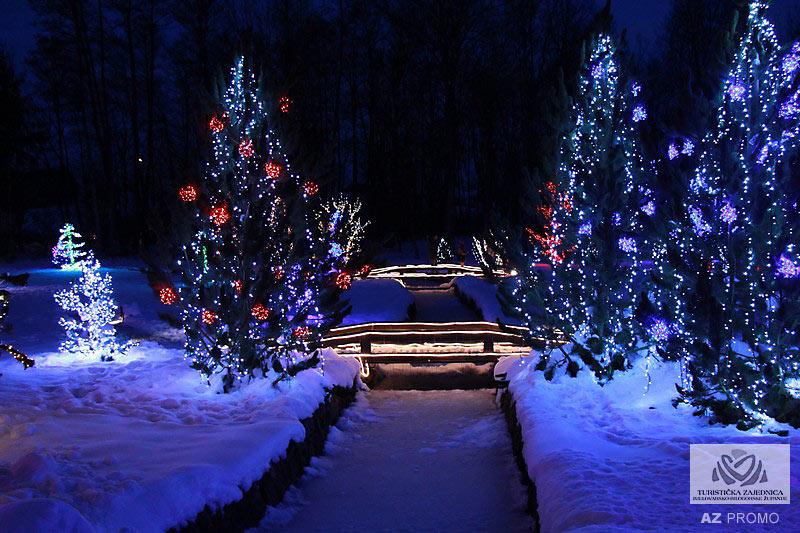 Božićna bajka obitelji Salaj