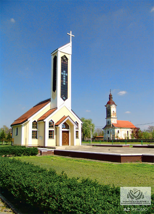 Severin - Church of St. John the Baptist
