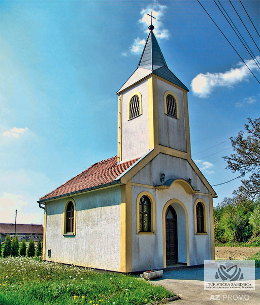 Chapel of Our Lady of Mount Carmel in Orovac