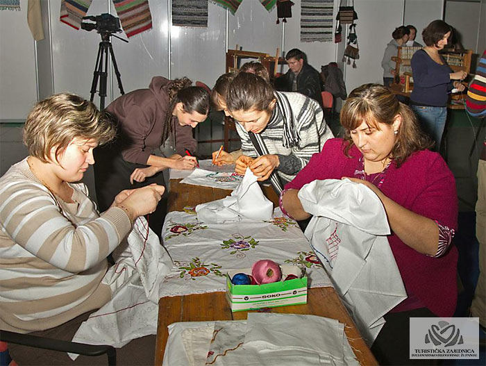 The center of traditional crafts Bjelovar