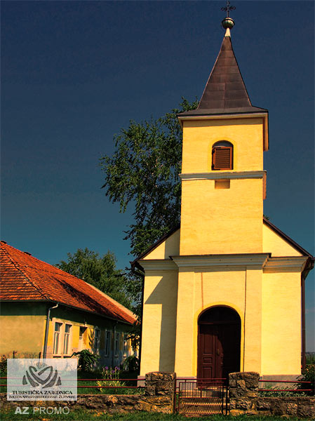 Chapel of St. Peter and Paul, Pavlovac
