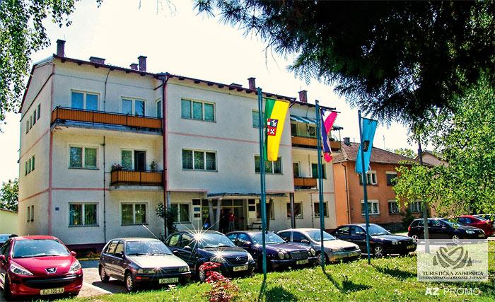 Veliki Grđevac - Municipal Building