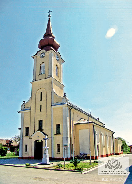 Parish Church of the Sacred Heart from 1908