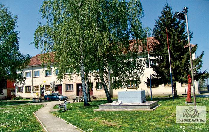 Velika Pisanica - Municipal Building