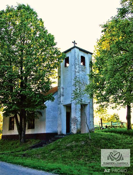 Chapel in Mala Trnovitica