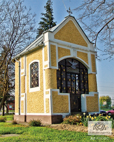 Veliko Trojstvo - Chapel of the Blessed Virgin Mary