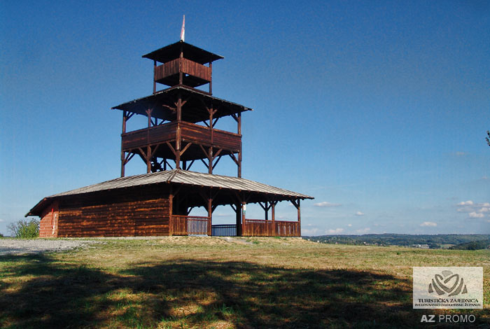 Veliko Trojstvo - viewpoint