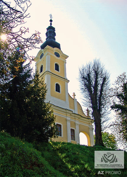 Veliko Trojstvo - Church of the Holy Trinity
