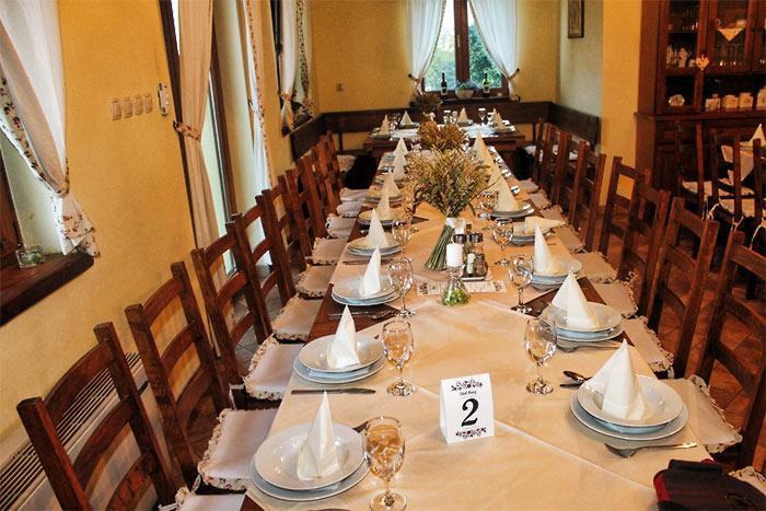 Vinia restaurant