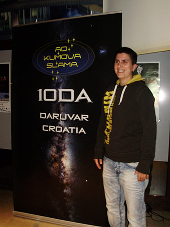 10 Days of Astronomy in Daruvar