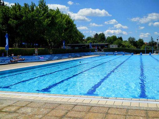 Bjelovar swimming pool