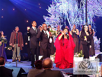 Christmas gala concert