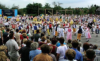 Dožinky - Harvest Festival