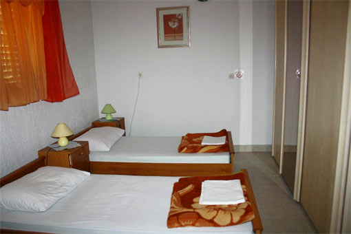 Ivanka Petrlić rooms