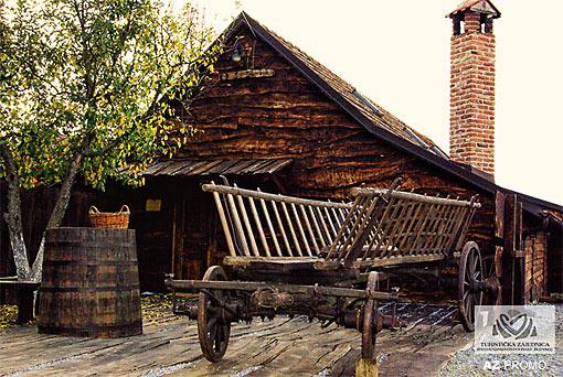 Romany house Maglenča